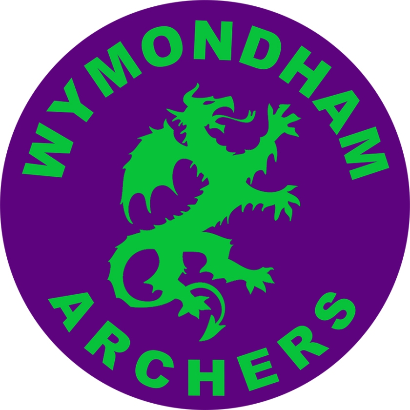 WEB 900 Wymondham Archers logo